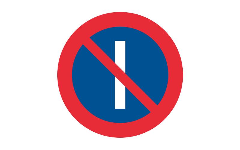 Ata C36 Forbud Mot Att Parkera Fordon Pa Dag Med Udda Datum